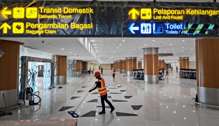 Foto Berita Jokowi: Bandara Kertajati Titik Pertumbuhan Ekonomi Baru