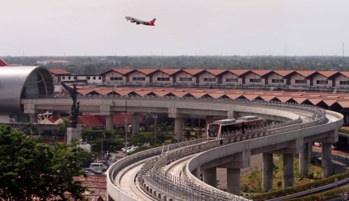 Foto AP II di Tengah Sengitnya Pertarungan Hub and Spoke Airport Global