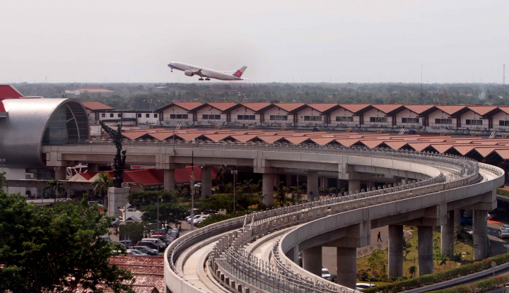 Mantap! Bandara Internasional Soekarno-Hatta Masuk Top 40 Global - Warta Ekonomi