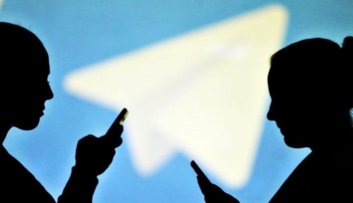 Di Indonesia WhatsApp Dilambatkan, di Hong Kong Telegram Diserang  Hacker - Warta Ekonomi