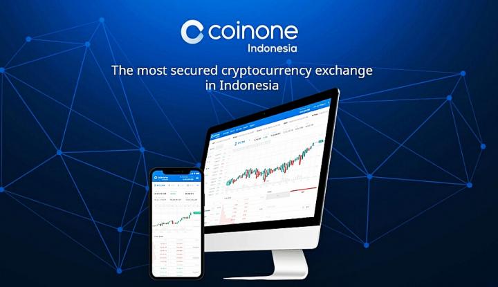 Foto Berita Ingin Jadi The Gateway of Blockchain, Coinone Segera Hadir di Indonesia