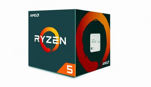 Foto Prosesor AMD Ryzen Generasi Kedua Bakal Meluncur di Tanah Air