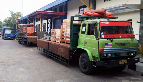 Foto Bangladesh Pesan Produk Persinyalan PT Len