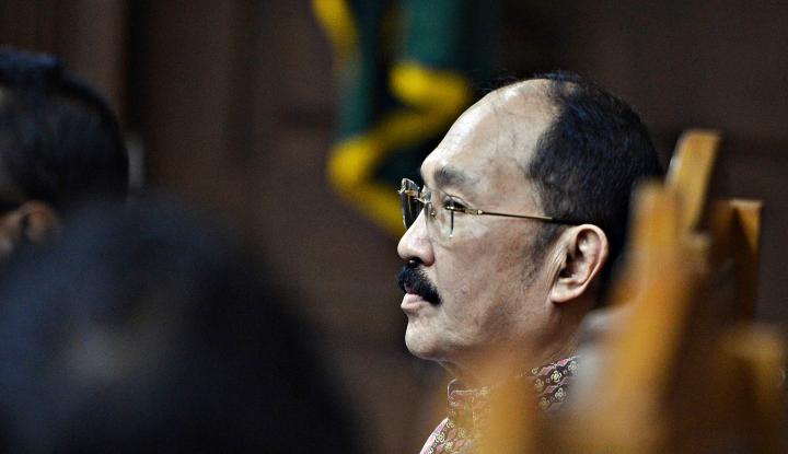 Foto Berita Mantan Pengacara Novanto Tetap Divonis 7 Tahun