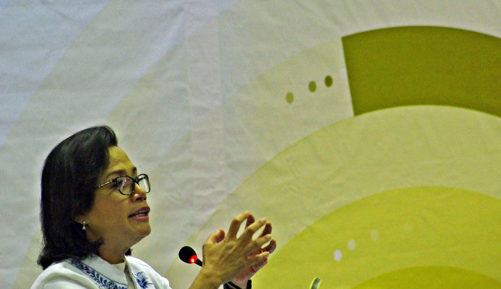 Sri Mulyani Pastikan Realisasi Pendapatan Negara Lampui Target APBN - Warta Ekonomi