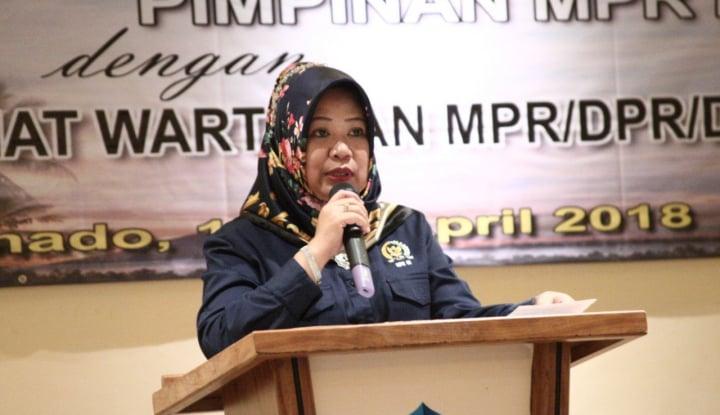 Foto Berita MPR Minta Wartawan Bantu Ekspos Potensi Daerah dan Segala Permasalahannya