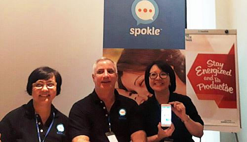 Foto Spokle Klaim Aplikasi Pertama untuk Anak Berkebutuhan Khusus