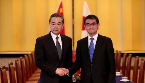 Foto China-Jepang Perkuat Hubungan Ekonomi