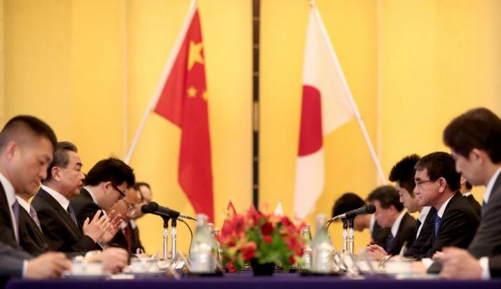Foto Berita Jepang-China Setuju Perang Dagang Bakal Bahayakan Ekonomi Global