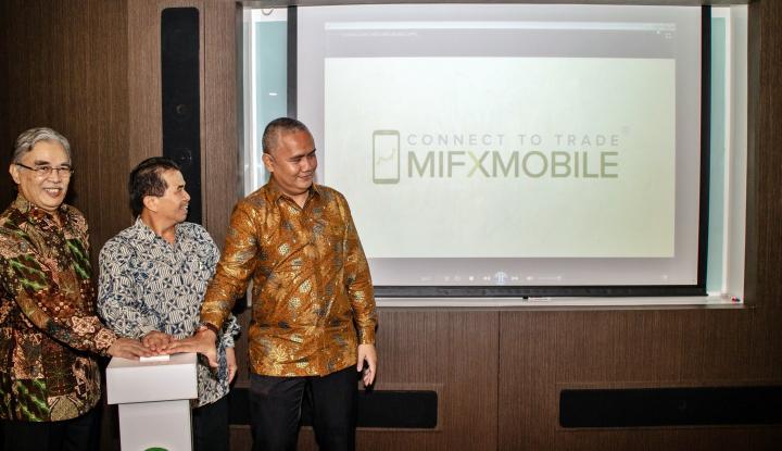 Foto Berita Disrupsi Teknologi Berkembang, Monex Luncurkan Aplikasi Trading Mobile