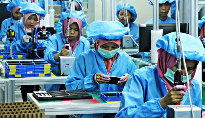 Foto Berita DPR Setujui Tambahan Anggaran Rp2,57 T untuk Industri 4.0