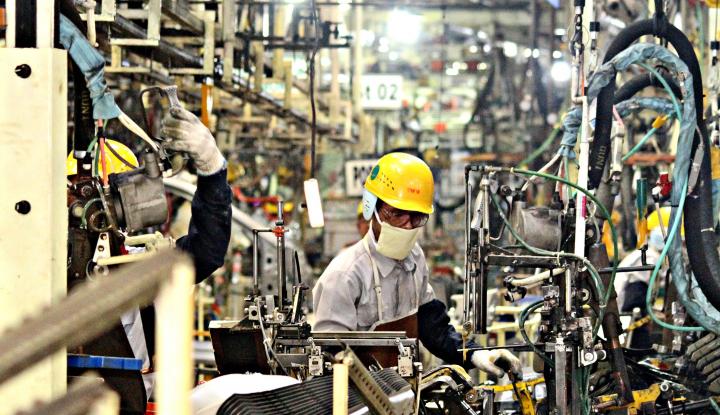 kepala bappenas: jangan pandang remeh industri manufaktur