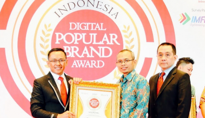 Foto Berita Tata Motors Sabet Digital Popular Brand Award 2018