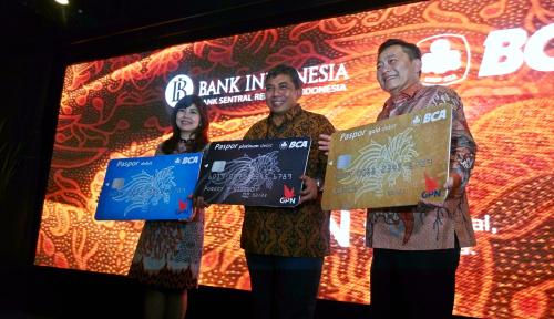 Foto BCA Bidik Terbitkan 2 Juta Kartu Berlogo Garuda