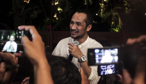 Foto Samad Desak KPK Bikin Tim Pencari Fakta Kasus Penyiraman Novel