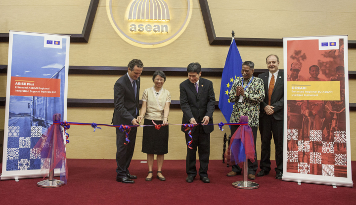 Foto Berita ASEAN-Uni Eropa Luncurkan ARISE Plus dan E-READI, Apa Itu?