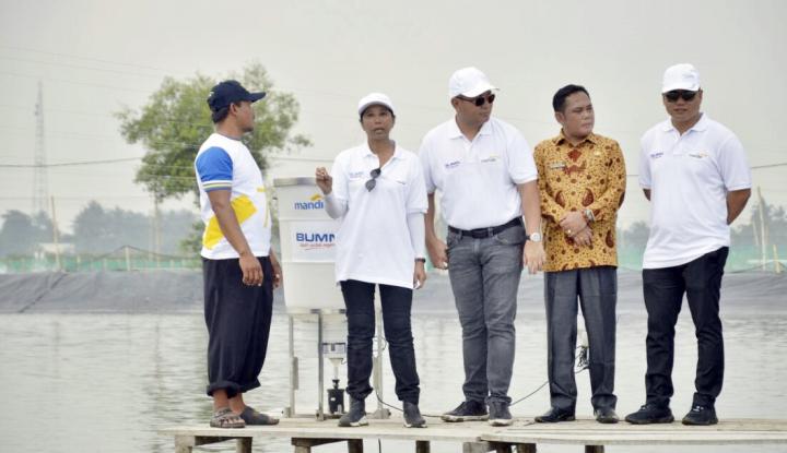Foto Berita Menteri BUMN Pastikan Lahan Tambak Beri Manfaat bagi Masyarakat