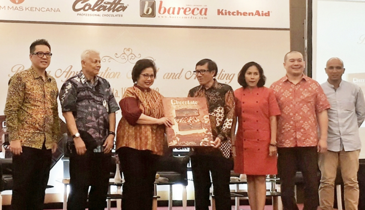 Foto Berita Buku Cokelat Indonesia Diapresiasi Negara Lain