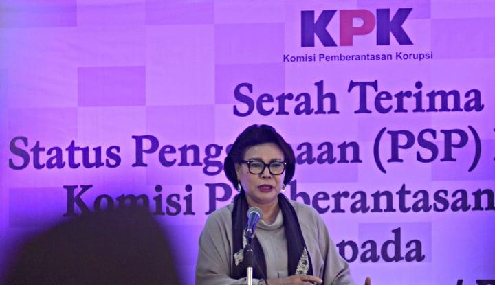 Foto Berita KPK Minta DPR Batalkan Penggunaan Hak Angket