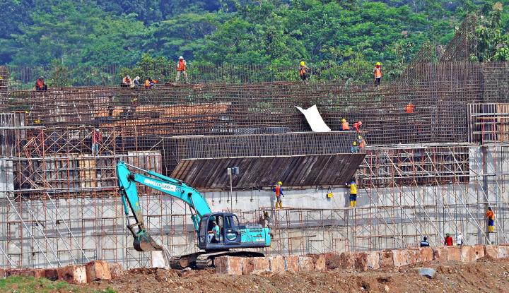 Foto Berita Proyek Tol Serpong Terkendala Kuburan Keramat