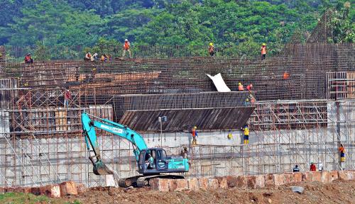 Foto 2 Holding BUMNIni Janji Tak Bakal Garap Proyek di Bawah Rp100 Miliar