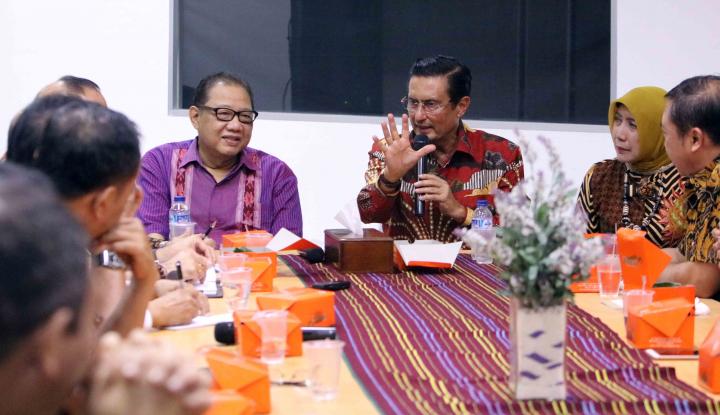 Foto Berita Gandeng Pemerintah, Ketua Inkopkar Prioritaskan Program Perumahan Karyawan