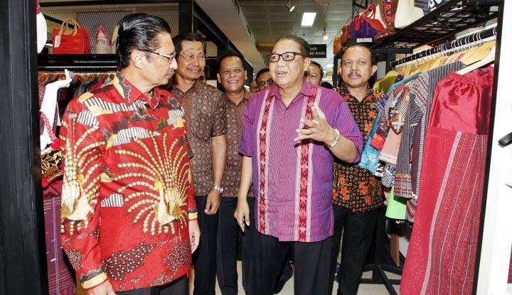 Foto Berita Menkop dan UKM Dukung Inkopkar Bangun Rumah Karyawan