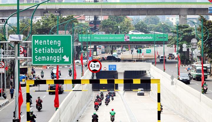 Foto Berita Perluasan Ganjil-Genap Efektif Perbaiki Kualitas Udara Jakarta