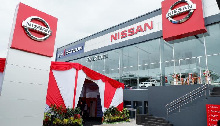 Foto Berita Ini Akhir Kerja Sama MPMAuto dan Nissan