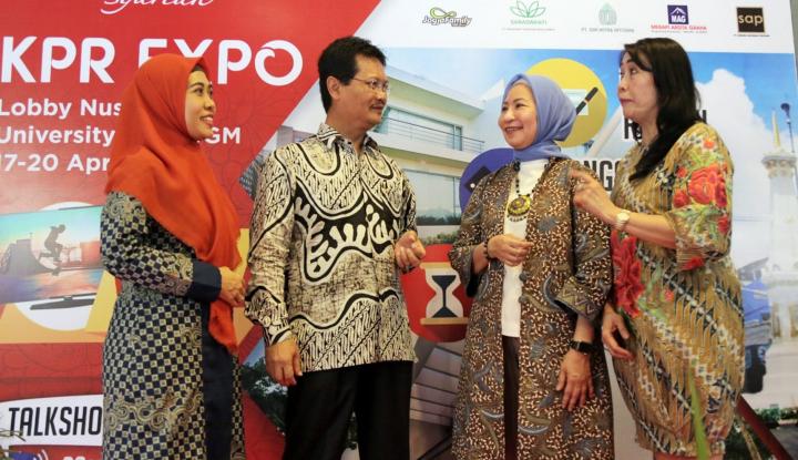Foto Berita CIMB Niaga Syariah Ajak Masyarakat Hijrah ke KPR Syariah
