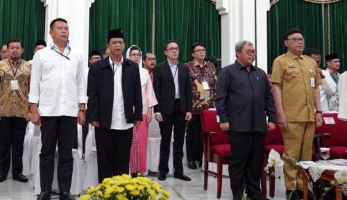 Foto Kang Hasan Jamin Molotot.com Ciptakan Pemerintahan Bebas Korupsi