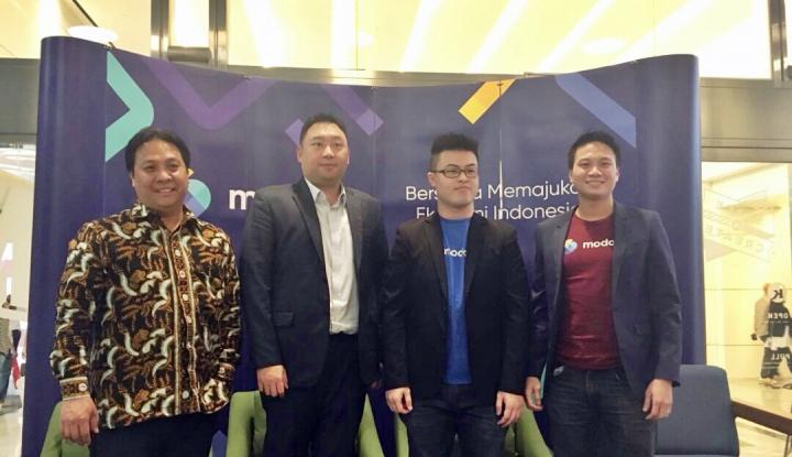 Foto Berita Modalku Raih Pendanaan Rp350 Miliar dari SoftBank Ventures Korea