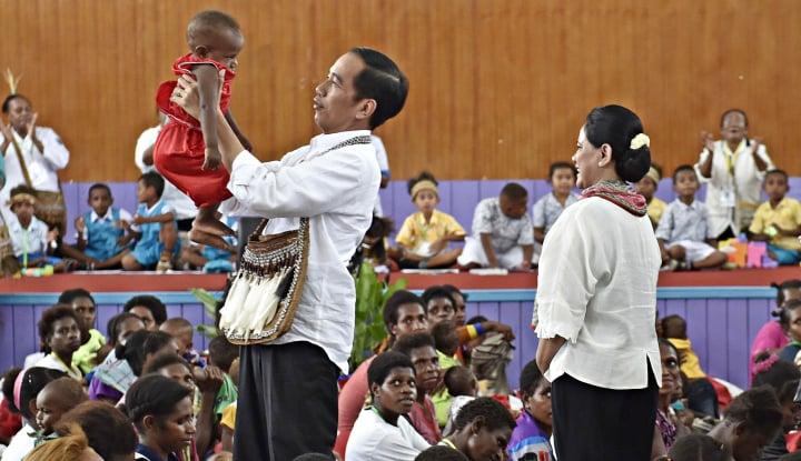 Foto Berita PSI Senang, Elektabilitas Jokowi Naik Terus