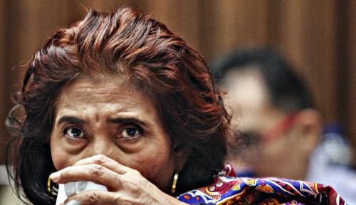 Foto Curahan Hati Susi yang Kecewa Sama Pemkab Cianjur