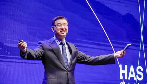 Foto Huawei Perkirakan Koneksi Internet Tembus 100 Miliar pada 2025