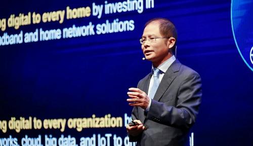 Foto Huawei Siap Menuju