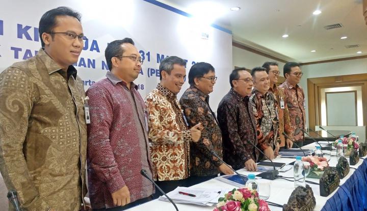 Foto Berita DPK BTN Tumbuh 23,54% di Triwulan I 2018