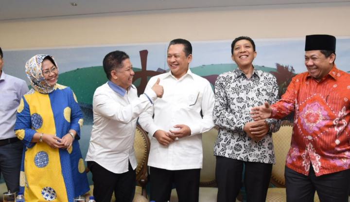 Foto Berita Ayo Ramai-Ramai Kritik DPR! Hadiahnya 'Motor Dilan'