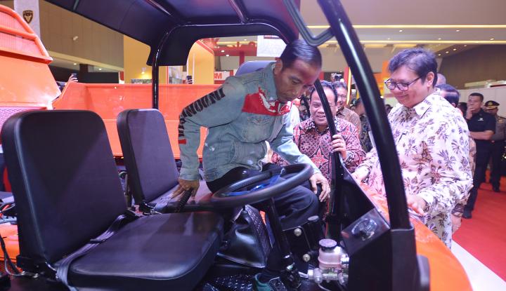 Foto Berita Akbar Tandjung: Airlangga Punya Peluang Besar Dampingi Jokowi