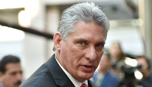 Foto Ini Dia Presiden Baru Kuba Pengganti Raul Castro