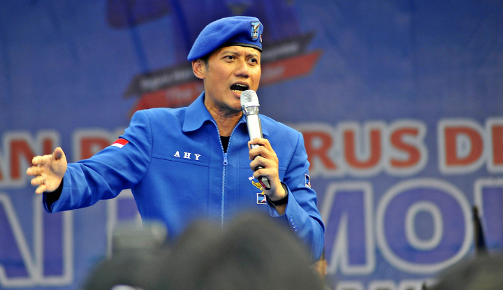 Foto Berita Siapa Cawapres Pilihan Demokrat? Roy Suryo: Mas AHY!