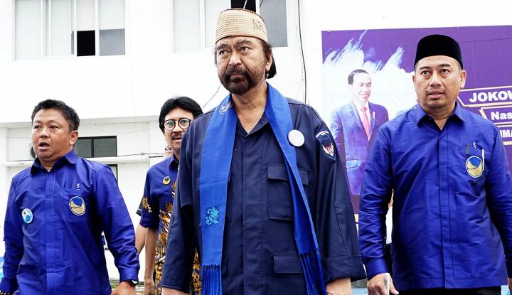 Cak Imin Bidik Kursi Ketua MPR, Respons Surya Paloh Menggelitik! - Warta Ekonomi