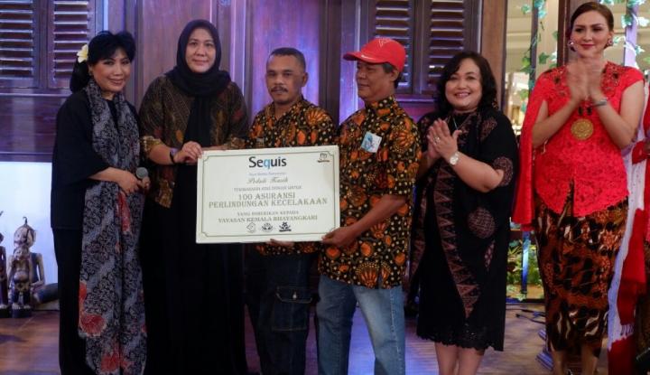Foto Berita Sequis Life Dorong Perempuan Indonesia Melek Keuangan
