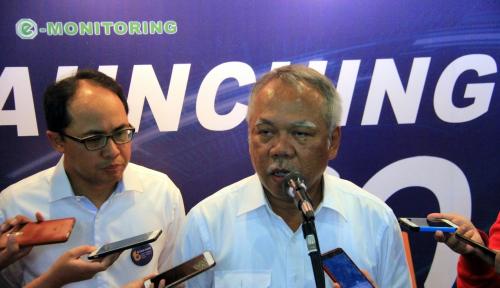 Foto Tahun 2019, KemenPUPR Kucurkan Rp1 T Bangun Lima Pasar Induk