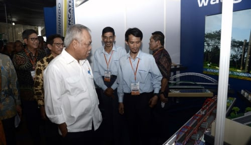 Foto Menteri Basuki: ODOL Jadi Tantangan Keberlanjutan Infrastruktur Jalan
