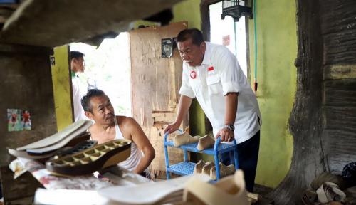 Foto Demiz Imbau Pelaku UMKM Manfaatkan Fasilitas Perbankan