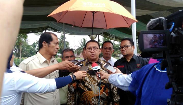 Foto Berita Ketika Fadli Zon Komentari Pertemuan Jokowi dan Alumni 212