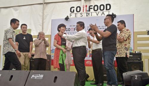 Foto Go-Food Festival Diharap Tingkatkan Minat Kuliner Lokal