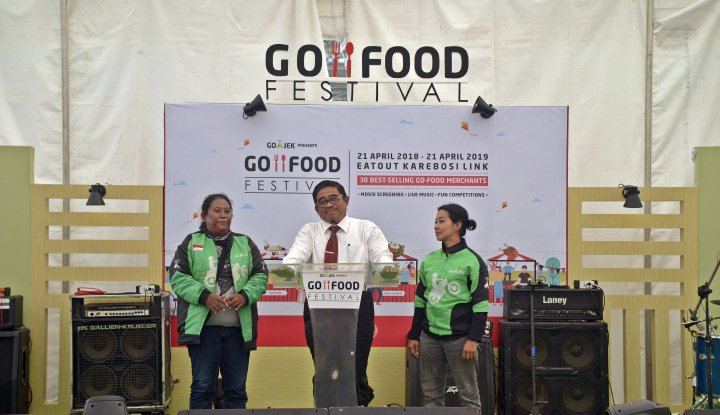 Foto Berita Pemkot Makassar Apresiasi Go-Food Festival