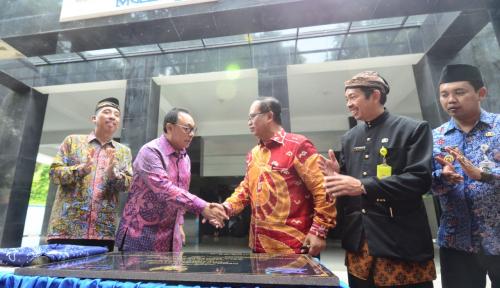 Foto BTN Dukung Program DP 0% untuk PNS, TNI dan Polri